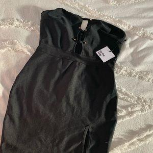 Revolve NWT black body on dress